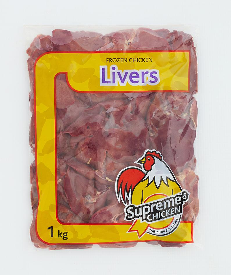Livers (1kg)
